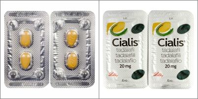 シアリスの錠剤